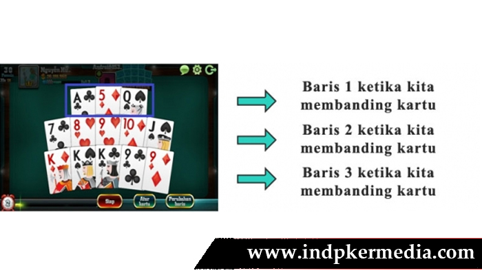 indpkermedia Cara Bermain Capsa Susun Online 3