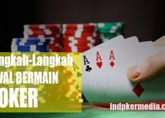 Langkah Awal Mulai Bermain Texas Poker Online
